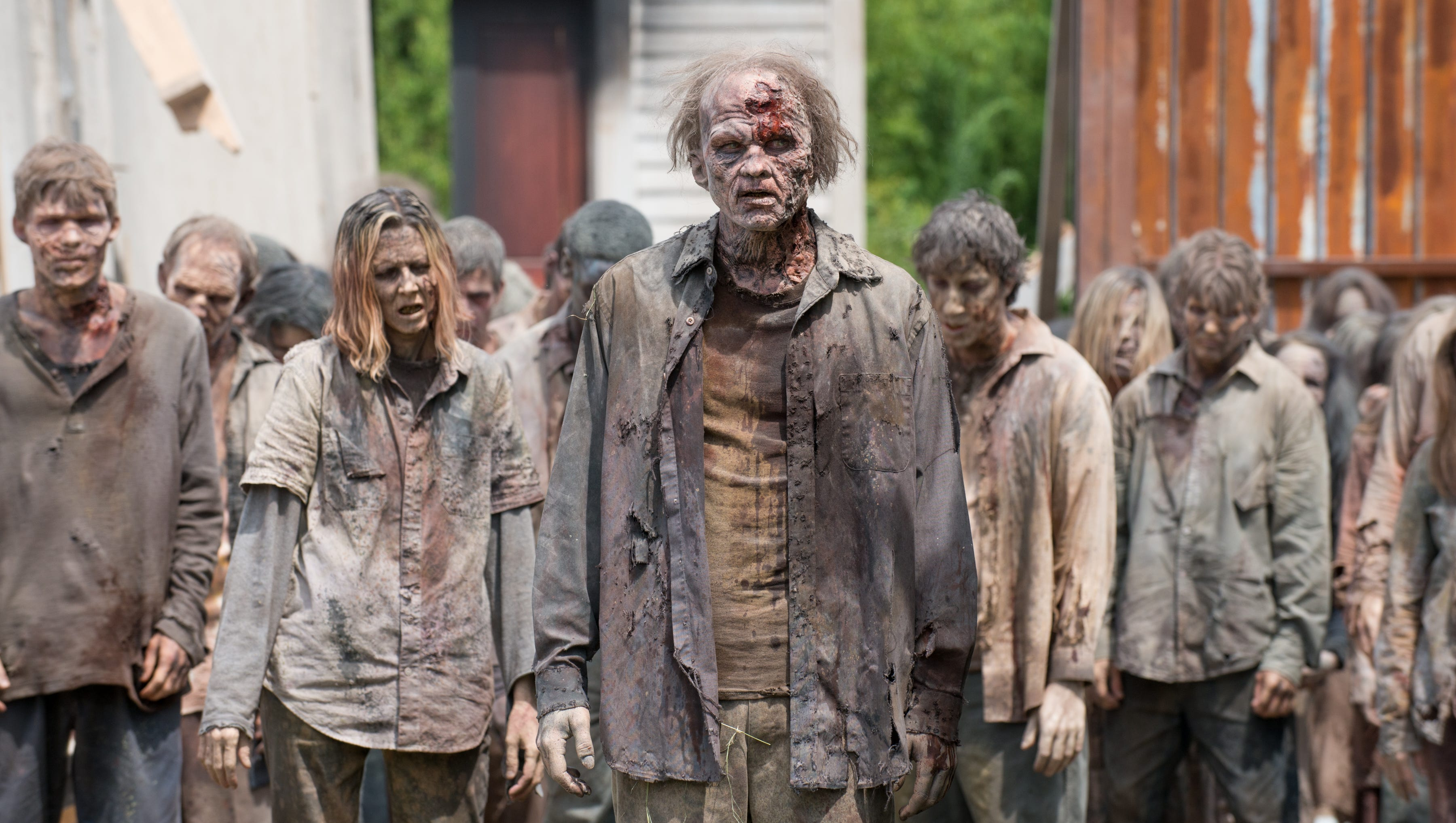 Walking Dead' to invade Universal Studios Hollywood