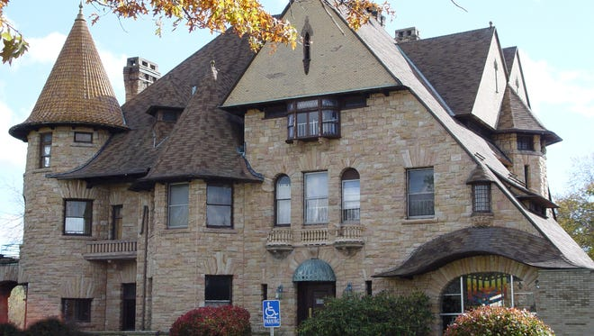 The Kilmer Mansion, on Riverside Drive in Binghamton.