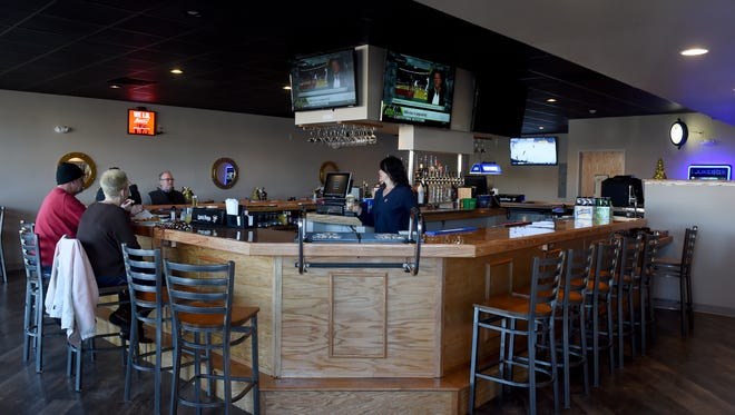 After a fire shut it down in February, Barracuda's Pub was renovated and renamed Big Jim's Seafood House.