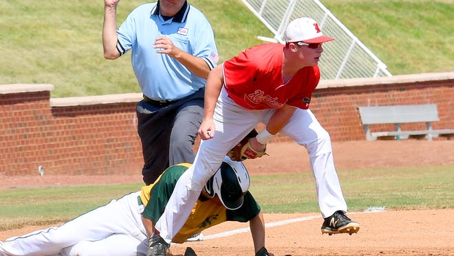 The start of the high school baseball season, along with other spring sports, will be delayed per the Virginia High School League.
