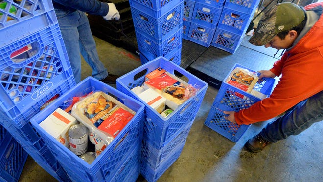 Augusta County Public Schools' annual Thanksgiving food project will look different this year but will still be happening.