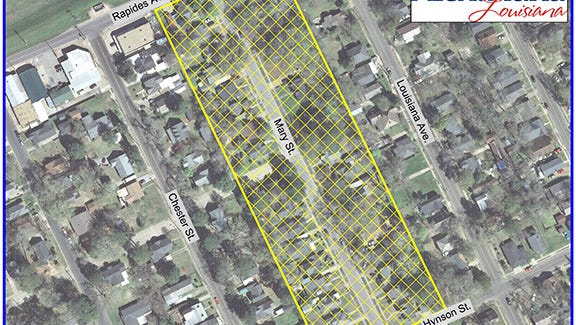 A boil advisory has been issued for the Mary Street area after repairs to a damaged water line on Monday, according to the city of Alexandria.