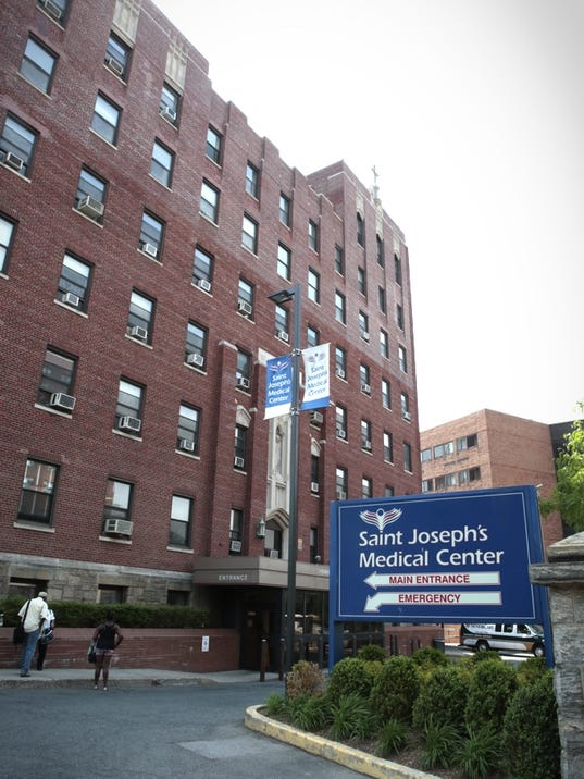 ebola  patient being tested for disease at st  joseph u0026 39 s hospital