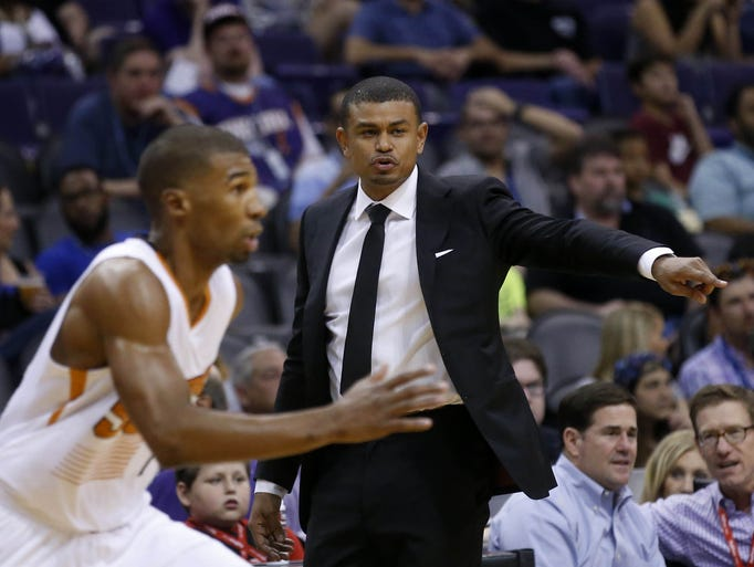 The Suns have hired Earl Watson as head coach. Take