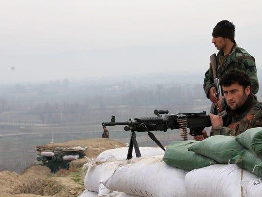 NATO plans for Afghan war through 2020