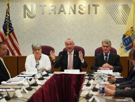 Newark Governor Phil Murphy 1