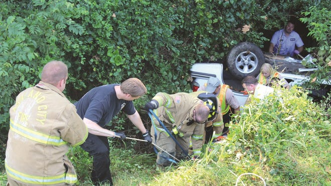 A 17-year-old girl was injured in an Aug. 27 accident on the Tennessee Waltz Parkway in Ashland City.