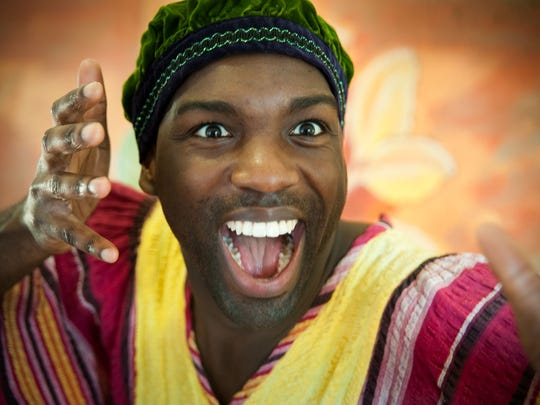 Bright Star Touring Theatre's African Folktales and