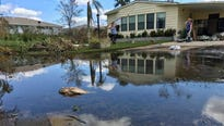 """""""Representatives from Collier County were here yesterday and they said this is one of the worst neighborhoods in the area,"""" Joseph Audin said."""