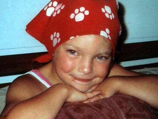Emily Hurst was 13 when she was killed.
