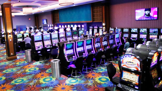 Tioga Downs will convert a temporary electronic gaming area into a gaming table center following the approval Tuesday by the New York State Gaming Commission to become a full-fledged casino.
