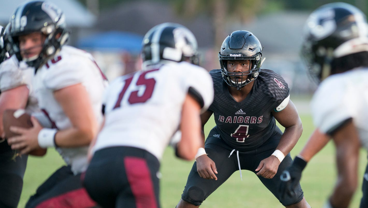 Irma Navarre Cool week 4 show stoppers: pnj's players of the week