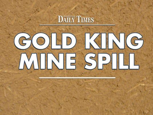 FMN Stock Image Gold King Mine