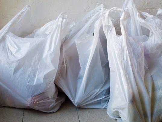 #stockphoto plastic bags
