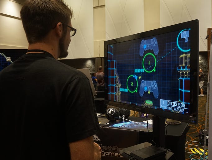 About 80 indie game developers attended OrlandoiX to