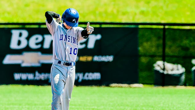 Lansing Community College's baseball program, which has quickly emerged as a national brand in in the junior college ranks, plays against the University of Michigan in an exhibition game on Sunday.