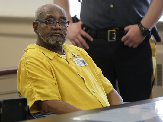 Hudy Muldrow Sr. the school bus driver involved in