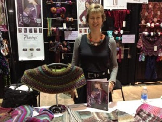 Cornelia Tuttle Hamilton is a knitwear designer, author and yarn-company owner.