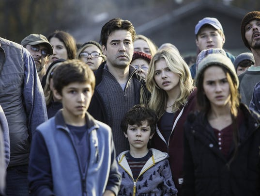 5th Wave family