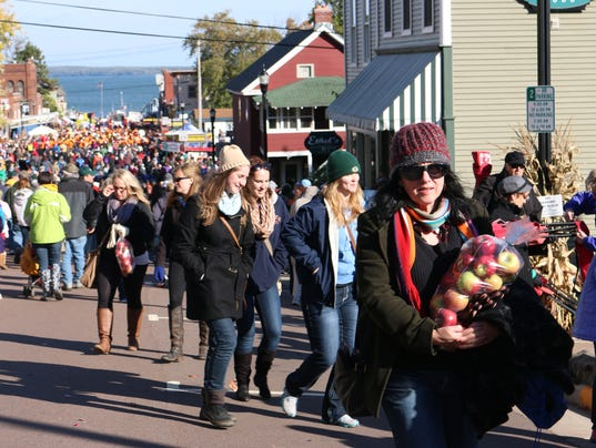 Bayfield Apple Festival