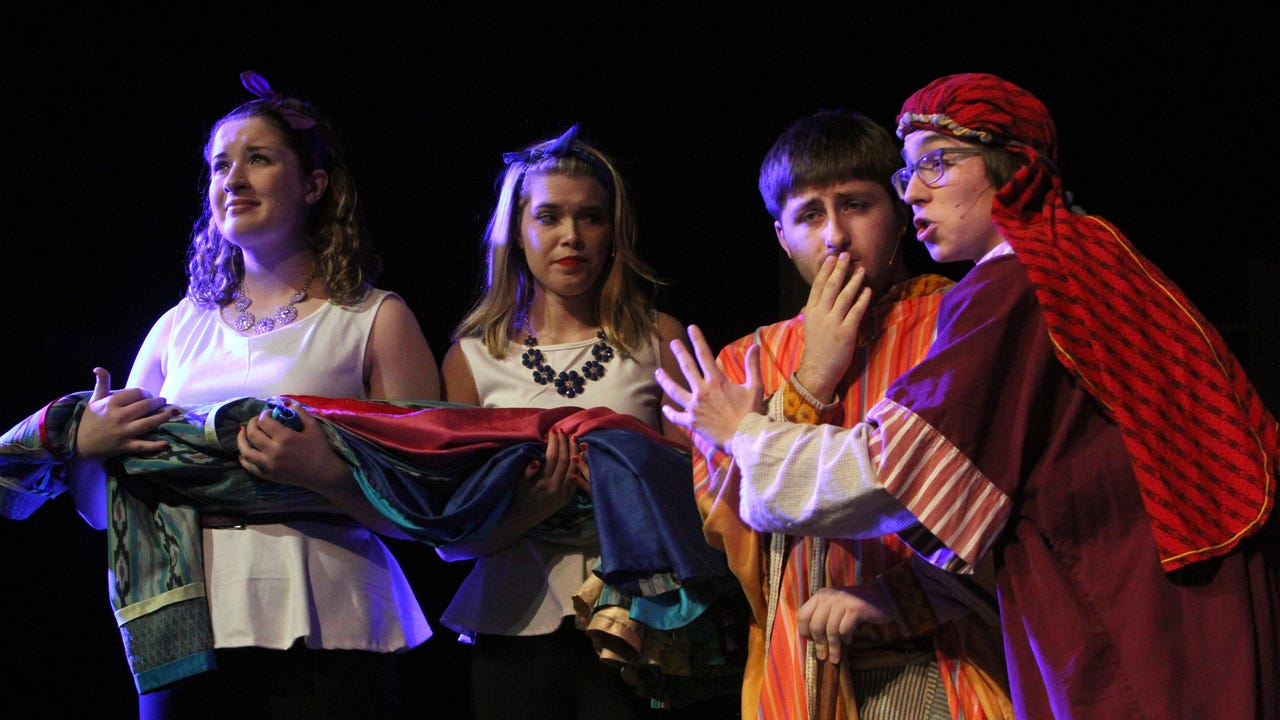 Franklin High School stages Joseph and the Amazing Technicolor Dreamcoat