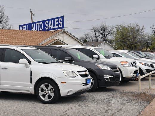 Mm Auto Sales >> Used Car Business Growing Into Newly Renovated Wichita Falls