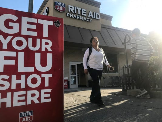 ALBERTSONS-RITE AID MERGER