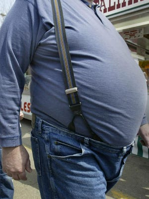 - Two out of every three Americans are overweight, according to the Centers for Disease Control and Prevention. (AP Photo/Amy Sancetta)