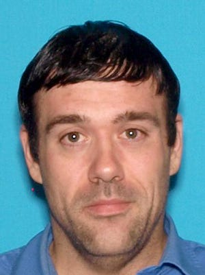 Thomas Guzzi Jr. of Pitman allegedly hid a camera in a restroom at the Broadway Theatre in Pitman.
