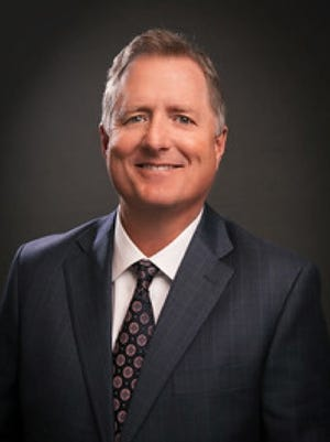 Joseph E. James, senior vice president of commercial banking at Springfield First Community Bank