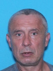Carl Ray Kennedy, 51, is suspected of abducting a 7-month-old