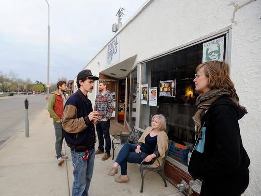 Total Drag Now A Year Old A Sioux Falls Music Hot Spot