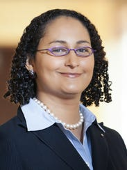 Ciara Torres-Spellicsy is an associate law professor