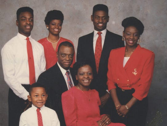Bishop Henry Barnwell, center, was known for both his