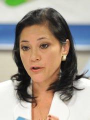 Sen. Mary Torres, R-Santa Rita