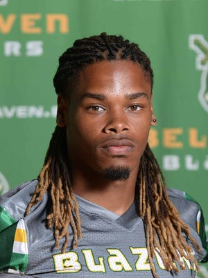 Belhaven WR Trey Rich, killed in a Christmas Eve wreck