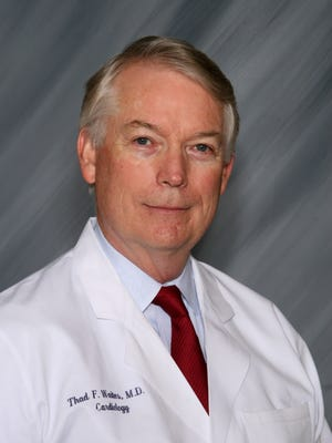 Thad F. Waites was recently elected to the Board of Trustees of the American College of Cardiology.