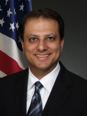 Preet Bharara, the U.S. Attorney for the Southern District of New York