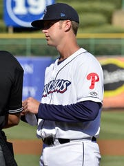 Shawn Williams, the youngest son of former major league