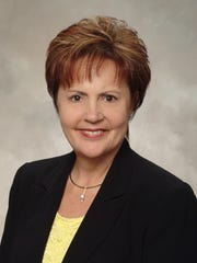 Kathy Bridge-Liles, chief administrative officer for the Golisano Children's Hospital of Southwest Florida.