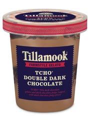 TCHO Double Dark Chocolate Farmstyle Gelato