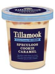 Speculous Cookie Caramel Extra Creamy Ice Cream