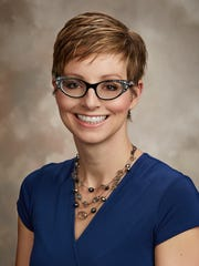 Dr. Lynsey Biondi, director of transplant services