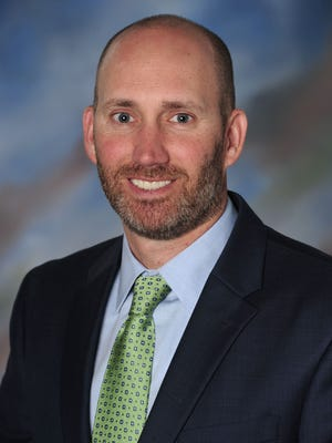 Brett Kirkpatrick is the new executive director of McCullough-Hyde Memorial Hospital in Oxford.