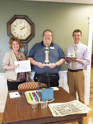 Felician Village has announced that quality of life supervisor Tim Reinemann has won the May Service Excellence Star Award for working on Mother's Day and making Belgian waffles for the ladies. Selection is based on the employee's conduct as it reflects Felician Village values. Co-workers, residents, family members and visitors are encouraged to nominate an employee to be considered. The award subcommittee reviews the completed nomination forms monthly and a winner is selected.