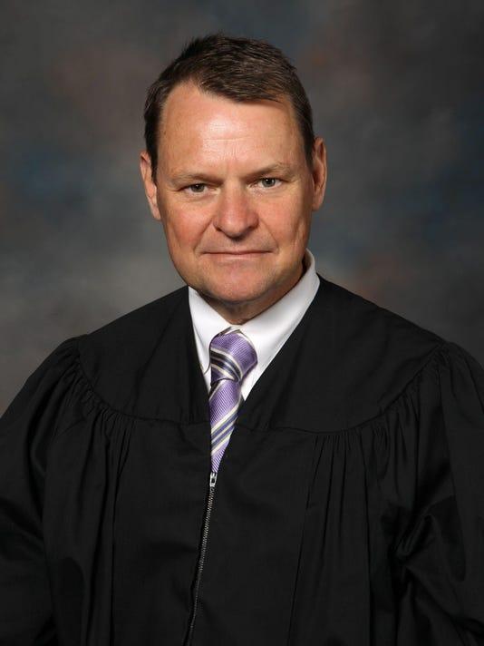 Judge Anthony Mozingo