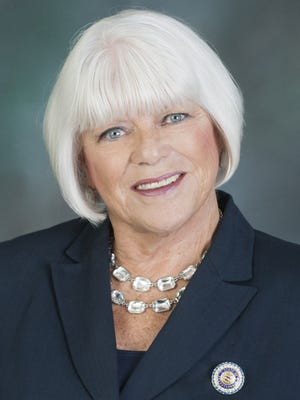 PA Rep. Mauree Gingrich (R-101)