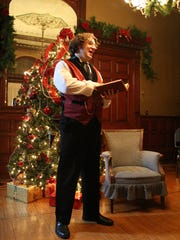 Holidays at Mount Hope, Dec. 23 | Manheim: Enjoy two special Christmas tales told by Mr. and Mrs. Fezziwig and their celebrity guests Dec. 10 through 23 at Mount Hope Mansion, 2775 Lebanon Rd. Enjoy a variety of adventures while Dicken's A Christmas Carol springs from storybook to the stage. This interactive experience will create your new annual Holiday tradition. Visit parenfaire.com or call 717-665-7021 for details and ticket information.