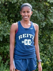 Hannah Sale, Reitz' girls' cross country