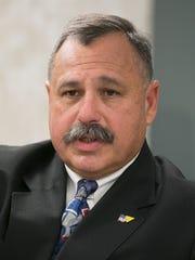 John J. Novak, Republican; Edit board with candidates